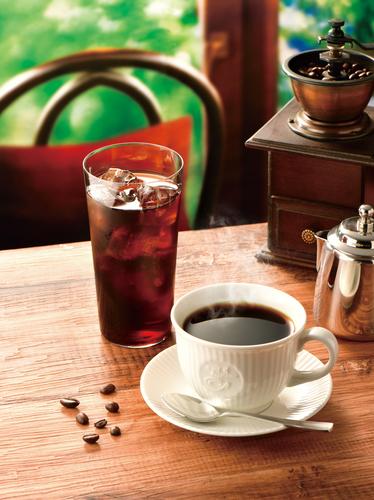 ブレンド&アイスコーヒー