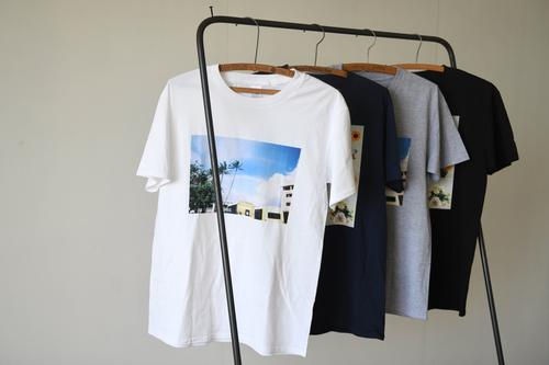 今年の夏は オリジナルTシャツを着て出かけよう!