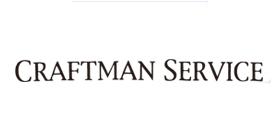 クラフトマンサービスのロゴ画像