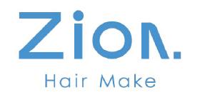 Hair Make Zionのロゴ画像
