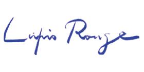 ラピス ルージュのロゴ画像