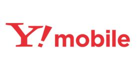 ワイモバイルのロゴ画像