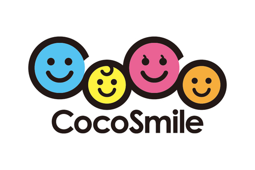CocoSmileのロゴ画像